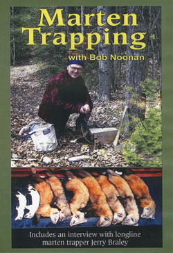 Marten Trapping with Bob Noonan DVD mtnoonan13